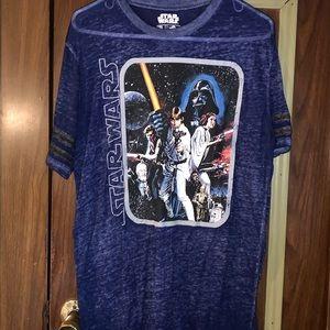 Star Wars Graphic T-shirt men's size medium
